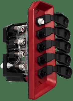 Blackline Safety G7 EXO area gas monitor four-channel pump module