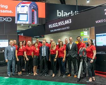 Blackline Safety exhibits at the National Safety Council Congress and Expo 2019
