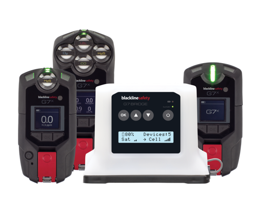 Blackline-Safet-G7x-wireless-gas-detector-achieves-certification