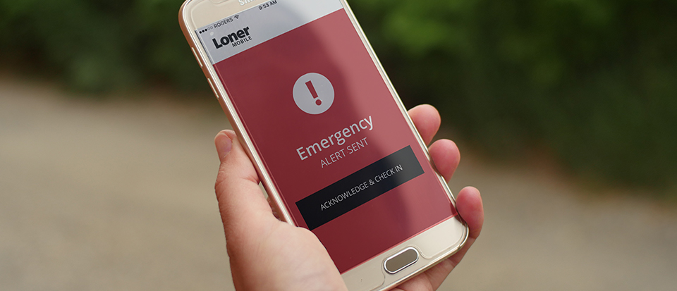 Personal Safety App SOS Alert