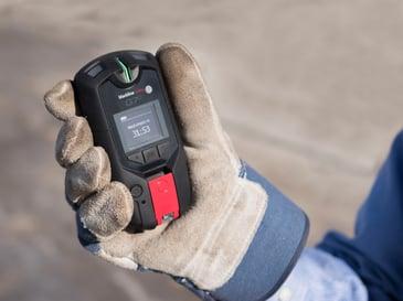 G7c with Standard Cartridge in glove closeup-1