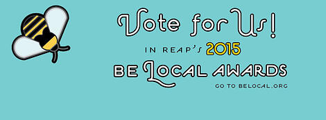 2015 Be Local Awards_Cover Photo