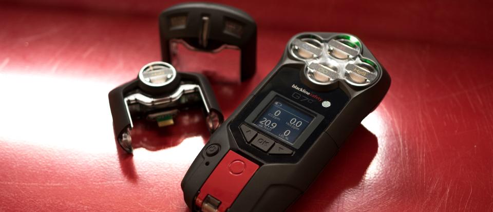 Blackline Safety Four Gas Monitor