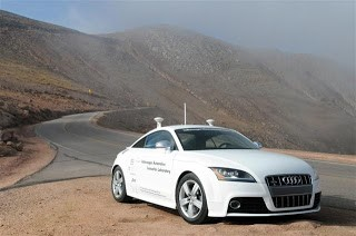 Automated vehicles may improve safety in the future