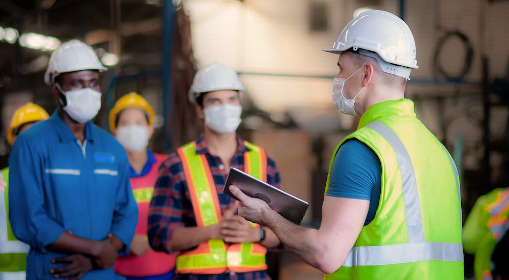 OSHA Guidelines COVID-19 Workplace Safety