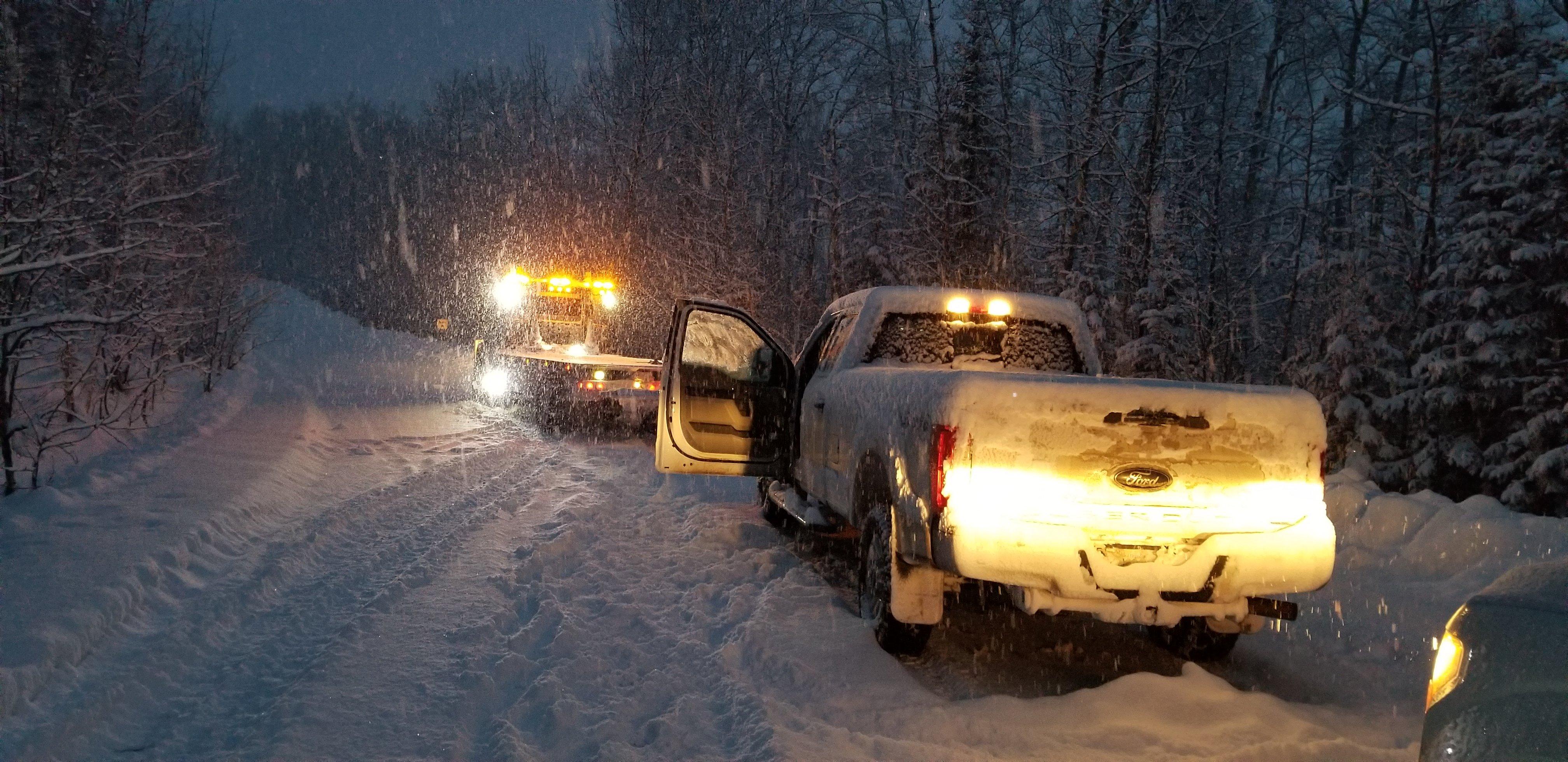 Truck-rescue
