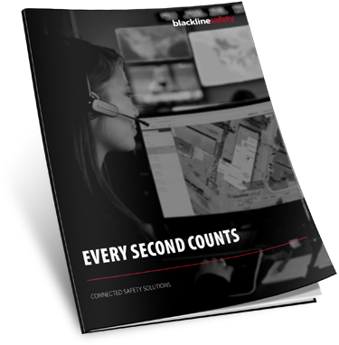Every second counts gas leak detection connected safety