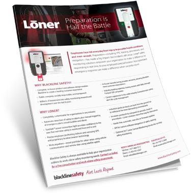 Loner Info Sheet Preparation