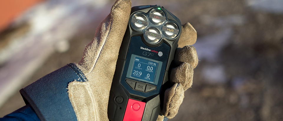 G7 offers a greater value to customers than a traditional gas detector