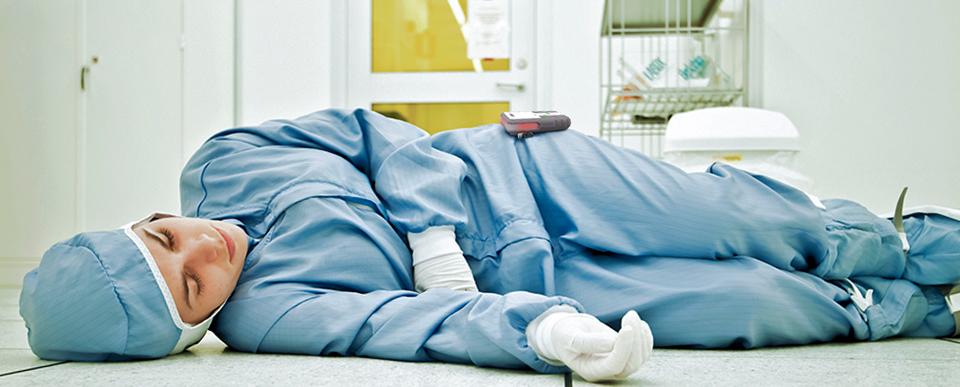 Blog Images--lab worker down
