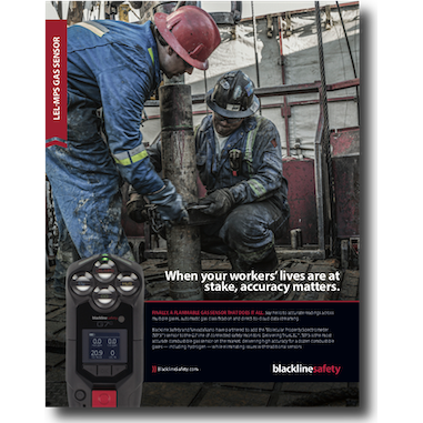 Combustible Gas and MPS Sensor