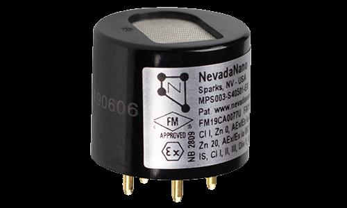 Gas sensor for combustible gases LEL methane