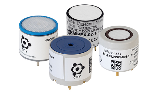 Gas sensors for portable gas detectors